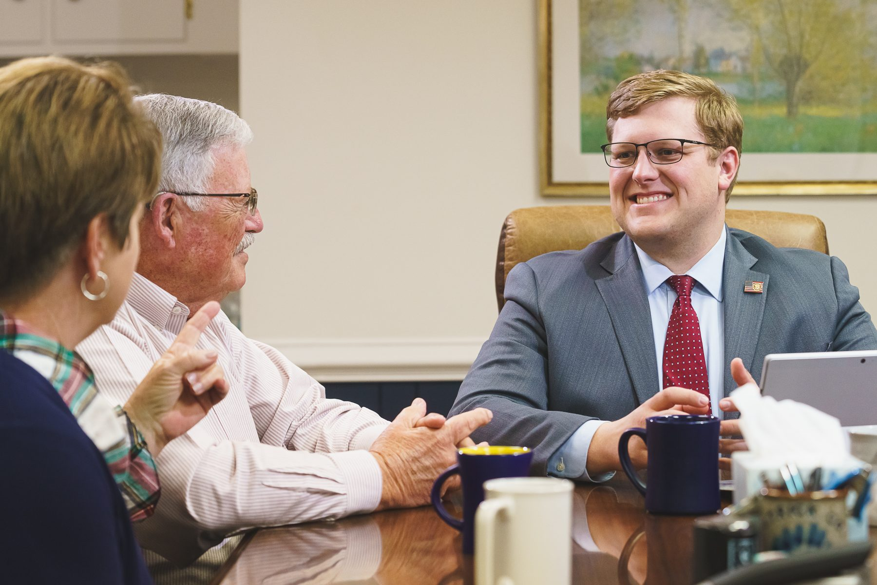 Wren Williams (R – VA09) Challenges Opponent to Three Debates in Three Counties on Three Issues, Will Hold Town Halls If Opponent Declines
